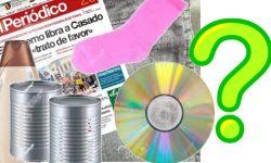 10 MANUALIDADES CON RECICLAJE, FÁCILES Y ÚTILES