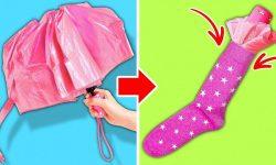 24 trucos para dar una segunda vida a tus calcetines viejos