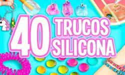 40 trucos con silicona caliente que deberías conocer