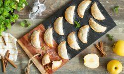 Empanadillas de manzana y canela